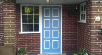 Interior doors, wooden doors, exterior doors